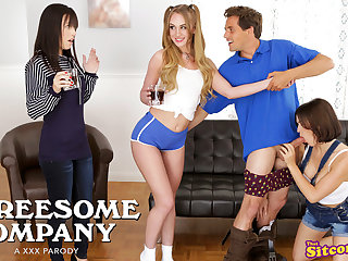 Threesome Company Lovers And Friends - S3:E11